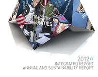 Annual Report 2012. The LKAB Group.