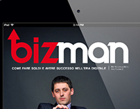 Bizman: monthly digital magazine