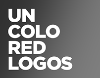 Uncolored Logos