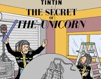 Tintin: The CG of the Unicorn
