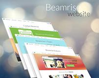 Beamrise browser Website