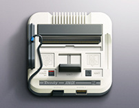 Dendy iOS icon