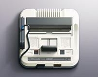Dendy iOS icon