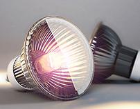 Bulb modelling & Materialization