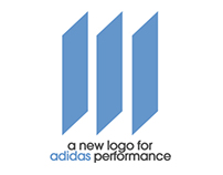 Concept Rebrand for adidas Performance