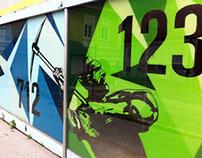 "Scrape Off Graffiti ""EisenerZ*ART"" w/ Rasmus Bruning"