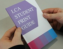 LCA Student Print Guide.