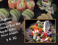 Advertentie Asian Restaurant
