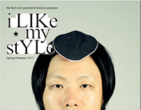 I like my style // Interactive Magazine