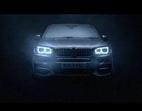 "BMW X5 ""Scrum Machine"""