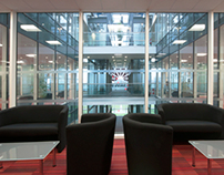 Office Design & Fit-out For Huawei