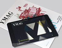 YMAG // Motion Design Issue // Interactive Magazine