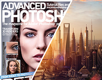 Fly Emirates | Advanced Photoshop® Issue 121