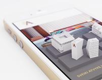 Amberton Hotel App Promo
