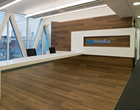 ATG Media - Office Design Project