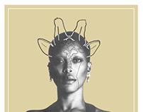 Erykha Badu | 2014 Natural Selection Poster