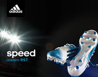 adidas Rugby Boot Sting Adverts