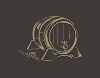 Propuesta logotipo bar El Trapiche