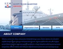 Egyptian Trade Marine