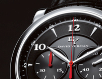 David Yurman Timepieces Microsite