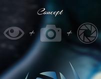 Alessandro Brizzi Photographer Logo Design