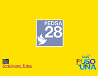 EDSA People Power Anniversary #EDSA28