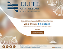 Special Hotel Offer I Digital Design work 2014