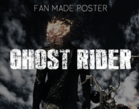 Ghost Rider | Fan Made Poster