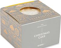 Selfridges Christmas Confectionery 2013