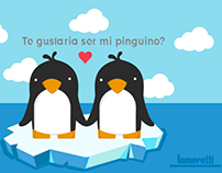 do u want to be my penguin?