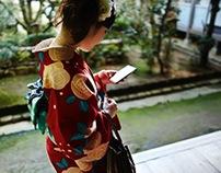 KYOTO. November 2013