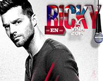 Ricky Martin / Ricky en Viña del Mar 2014