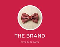 Fashion Brand Pine&Paul Branding.