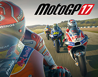 MotoGP 17 - UI