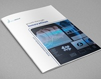 Corporate Brochure Template Vol.27 - 16 Pages