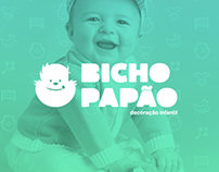 Redesign Bicho Papão