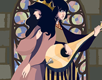 """""""The Lute Player"""""""