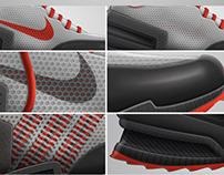 2014 Footwear Sketches