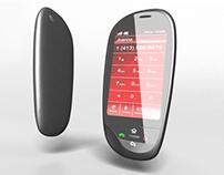 Granite concept phone