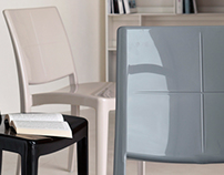 Noli and Clip chairs - 2013 - Grosfillex