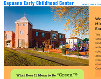 "Website: Capuano Center ""Green"" School"