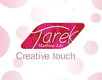 Tarek Mashour Advertising agency rebranding logo