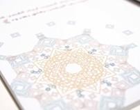 """""""Sallam"""" Book Design"""