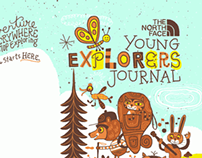 North Face Young Explorer Journal