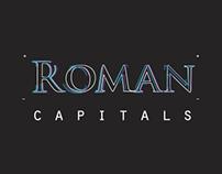 Roman Capitals / map /