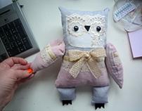 Sweet Lola owl