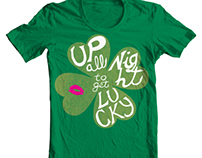 St. Patrick's Day 2014 shirt concepts