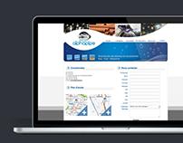Alphapipe - Webdesign
