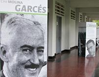 """Exposición """"Ciro Molina Garcés"""""""