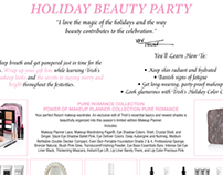 Event Flyer: Beauty & Main